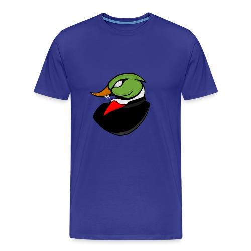 kUACK zAID - Camiseta premium hombre