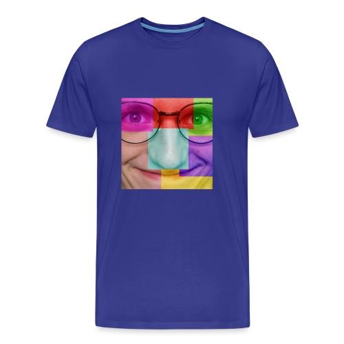 Bigface Moldave psyché édition - T-shirt Premium Homme
