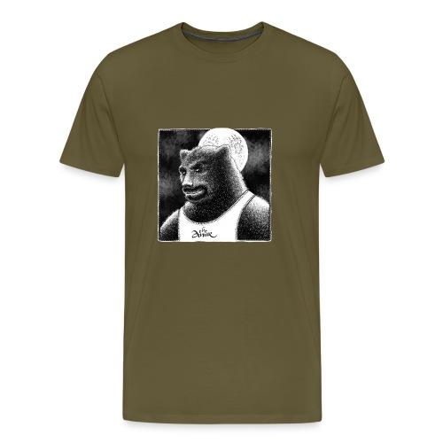 arctanthropos - Maglietta Premium da uomo