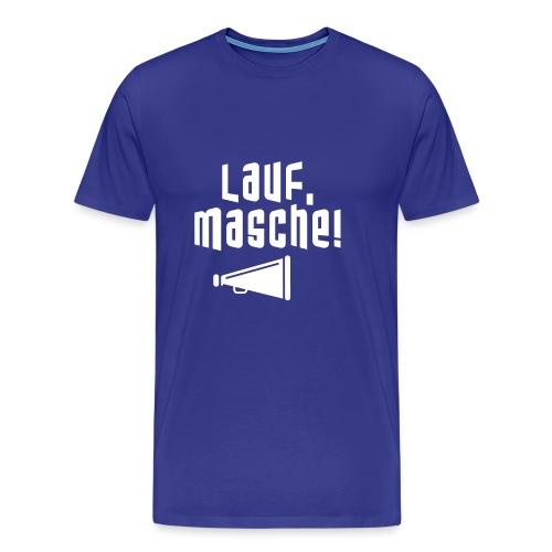 Laufmasche RZ - Männer Premium T-Shirt