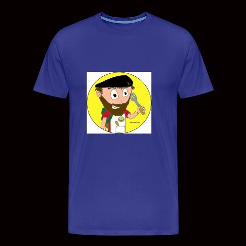 r svg - T-shirt Premium Homme