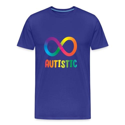 Autistic Infinity - Men's Premium T-Shirt