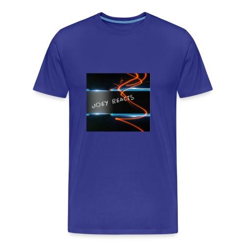 Joey Reacts Original - Mannen Premium T-shirt