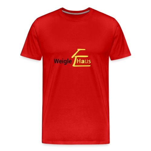 whlogo - Männer Premium T-Shirt