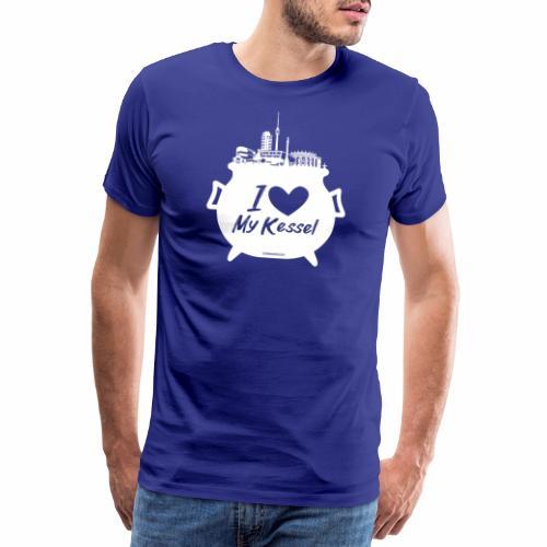 Der Kessel von Stuttgart - Männer Premium T-Shirt