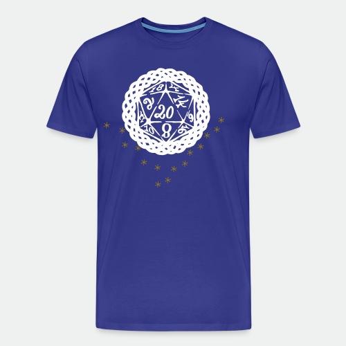 Snowflake Starglitter - Men's Premium T-Shirt