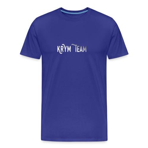 Pullover Hoodie - Men's Premium T-Shirt