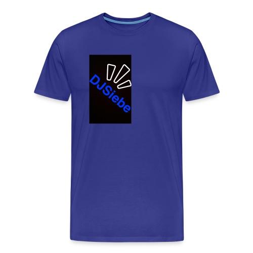 Dj Siebe original - T-shirt Premium Homme