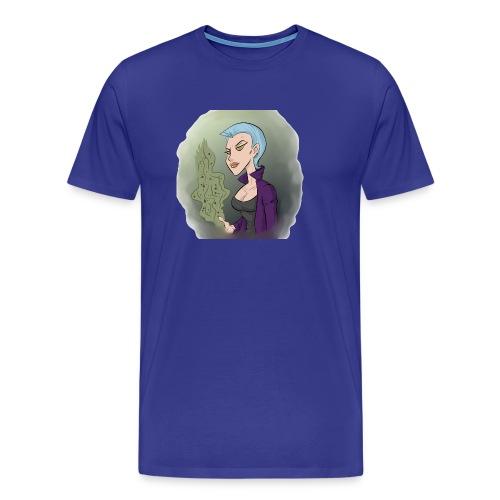 hechicera - Camiseta premium hombre