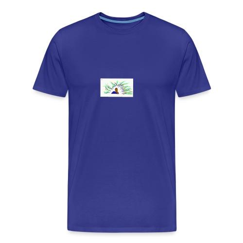 Project Drawing 1 197875703 - Men's Premium T-Shirt