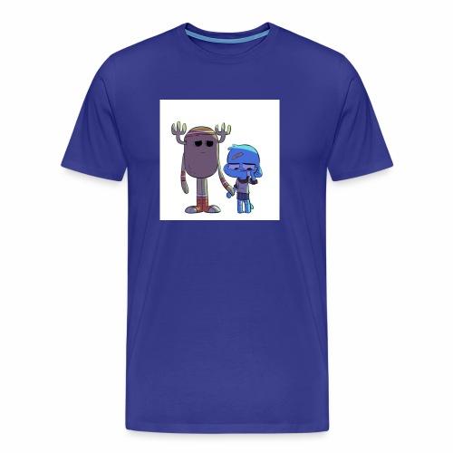 Kover - Herre premium T-shirt
