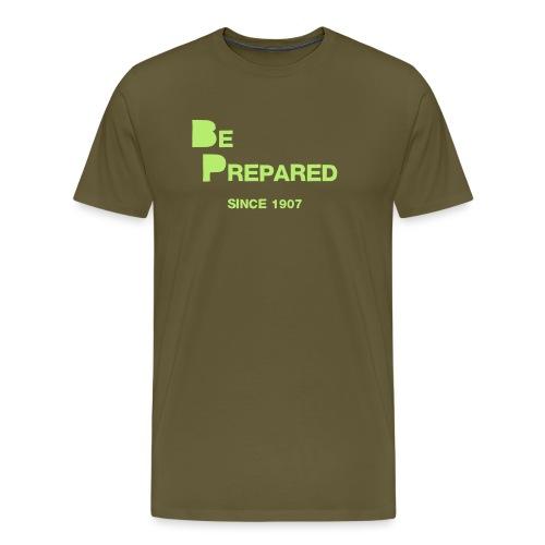 Be Prepared - Men's Premium T-Shirt