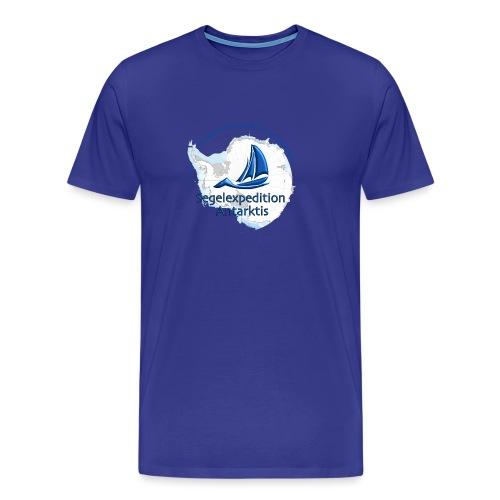segelexpedition antarktis3 - Männer Premium T-Shirt