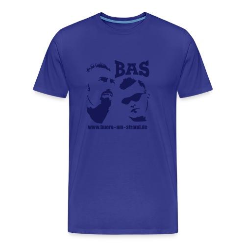 bas2 - Männer Premium T-Shirt