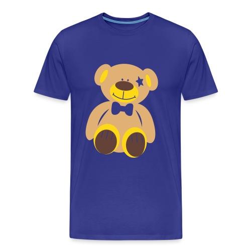 Lil' Teddy - Männer Premium T-Shirt