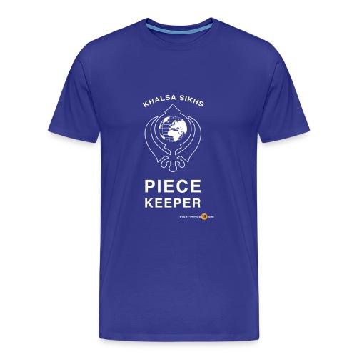 Piece keeper - Men's Premium T-Shirt