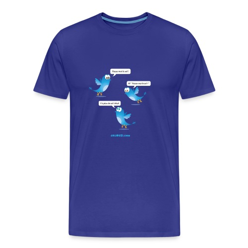 passe moi le sel - T-shirt Premium Homme