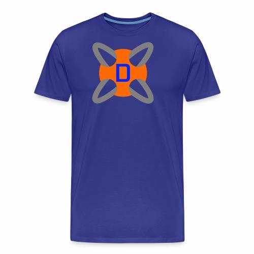 Drawyah Logo (Large) - Men's Premium T-Shirt