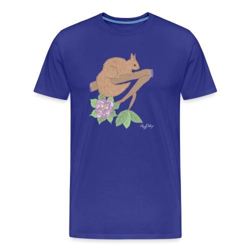 TheKremsi Merch - Design by 4ng3lsky - Männer Premium T-Shirt