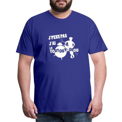 JPEUXPAS BLANC - T-shirt Premium Homme