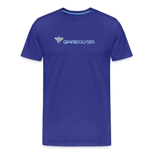 Gameclysm Logo - Männer Premium T-Shirt