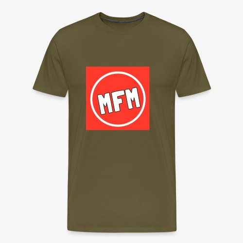MrFootballManager Clothing - Men's Premium T-Shirt