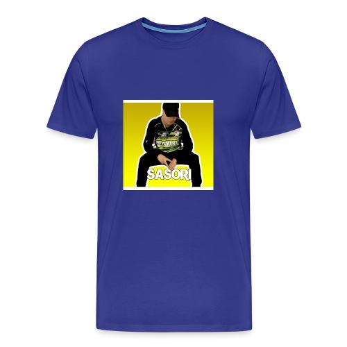 Vetement Sasori YOUTUBE \ Rap - T-shirt Premium Homme
