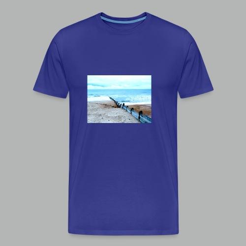 Sea view - Men's Premium T-Shirt