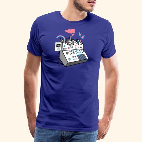 Noise Factory - Miesten premium t-paita