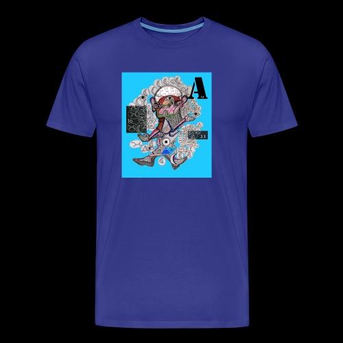 Magik - Maglietta Premium da uomo