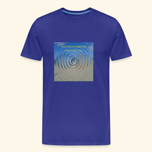 Reggarockaboogie - makes me feel alive - Men's Premium T-Shirt