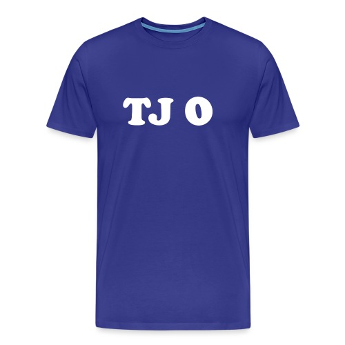 TJ 0 - Miesten premium t-paita