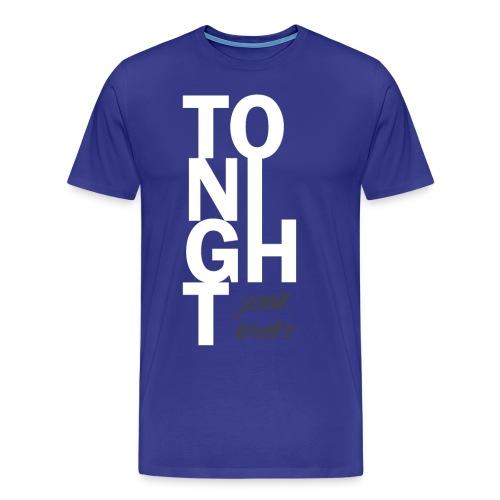 shirt weiß 01 - Männer Premium T-Shirt