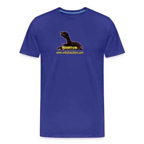 shirt pedantor - Men's Premium T-Shirt