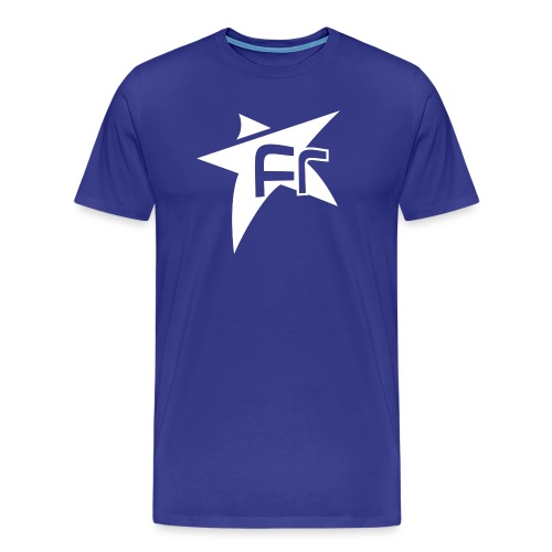 Etoile Fr transparent bla - T-shirt Premium Homme