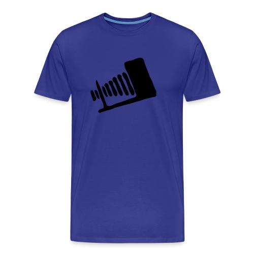 Valokuvausmies - Miesten premium t-paita