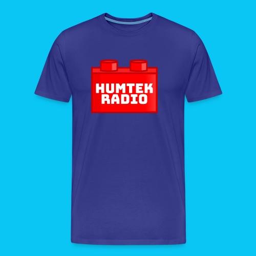 Radio - Herre premium T-shirt