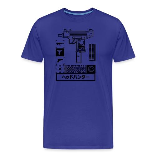 weapon black - Camiseta premium hombre