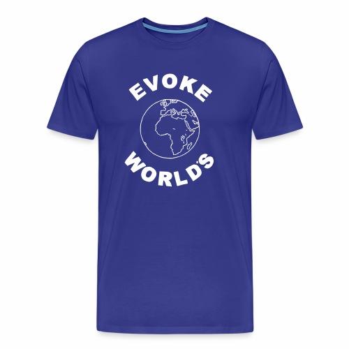 Evoke World's - Men's Premium T-Shirt