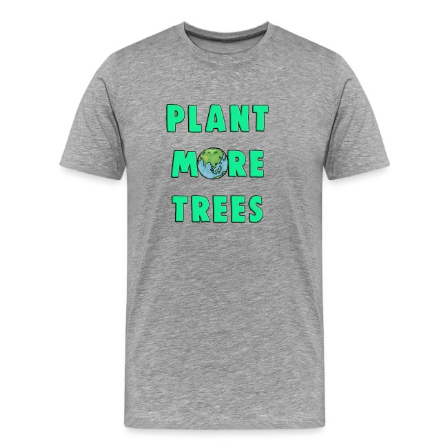 Plant More Trees Global Warming Climate Change
