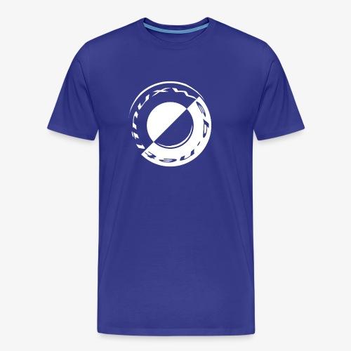 lnxwb_logo_4_GR - Männer Premium T-Shirt