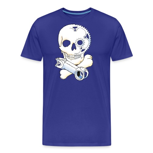 Sir Stemalot - Men's Premium T-Shirt