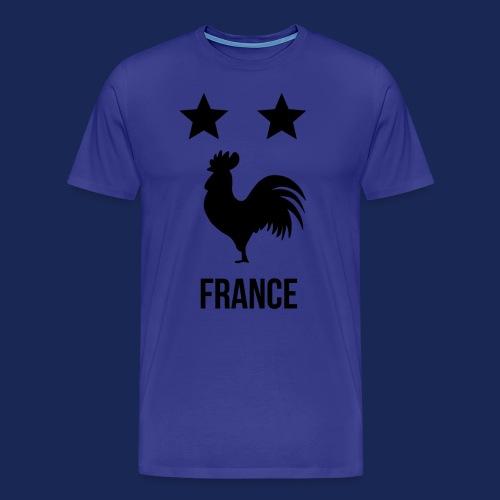 FRANCE 2018 - T-shirt Premium Homme