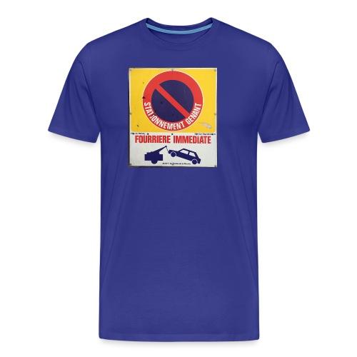 Stationnement Genant - Men's Premium T-Shirt