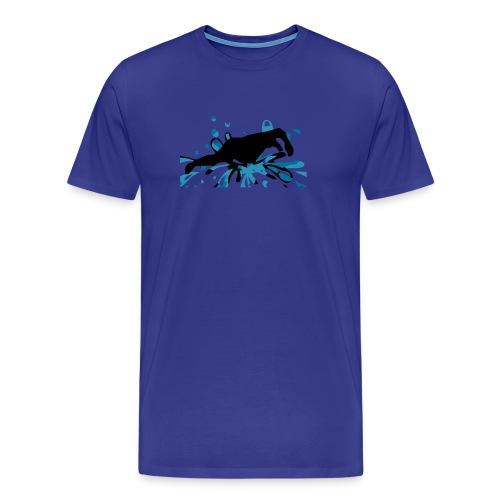 180pxmagplask - Premium-T-shirt herr