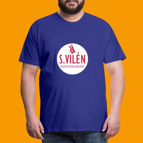 vilen - Miesten premium t-paita