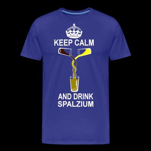 Spalzium - Männer Premium T-Shirt