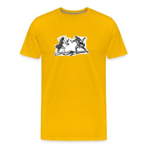 smallsword1 png - Men's Premium T-Shirt