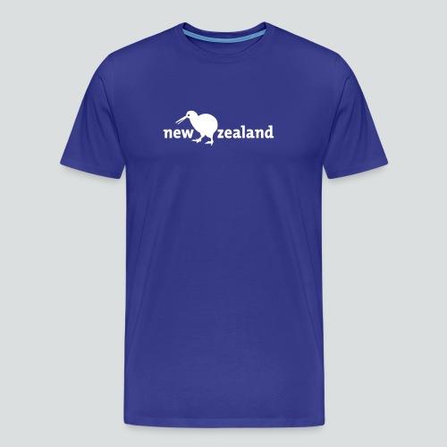 nzspread2005kiwi - Männer Premium T-Shirt