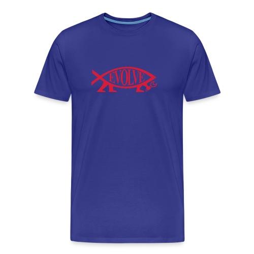 evolve pur - Männer Premium T-Shirt